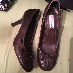 5 for $25 Steve Madden Brown Heels